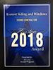 2018 Best of Houston Siding